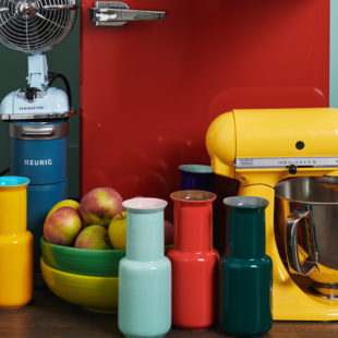 How to Give Your Kitchen a Quick Color Boost