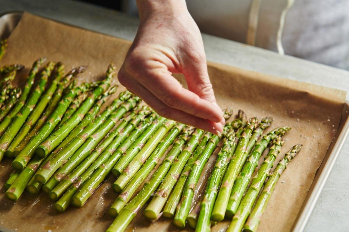 How to Roast Asparagus