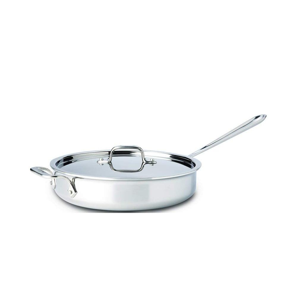 All-Clad Saute Pan, 3-Quart