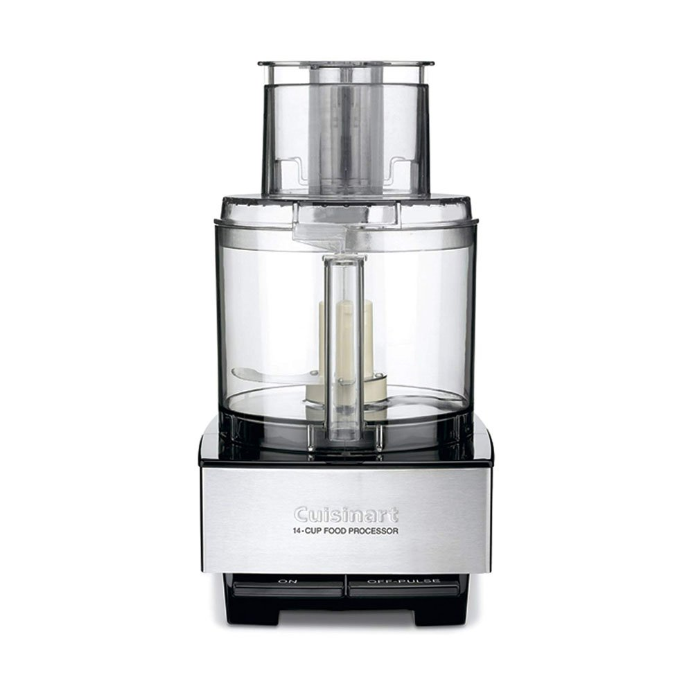 Cuisinart 14-Cup Food Processor, Brushed Stainless Steel