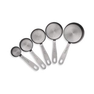 husMait Dry Measuring Cups Set, 5 Pieces