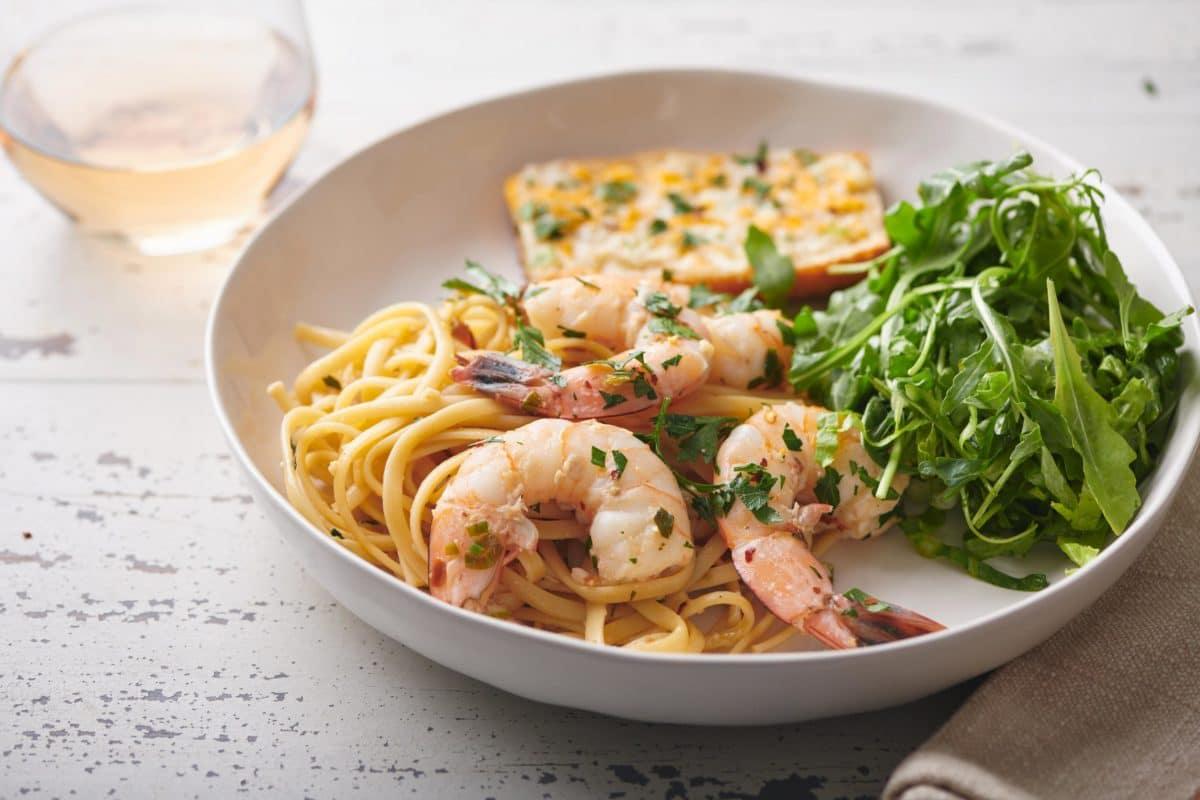 30-Minute Shrimp Scampi