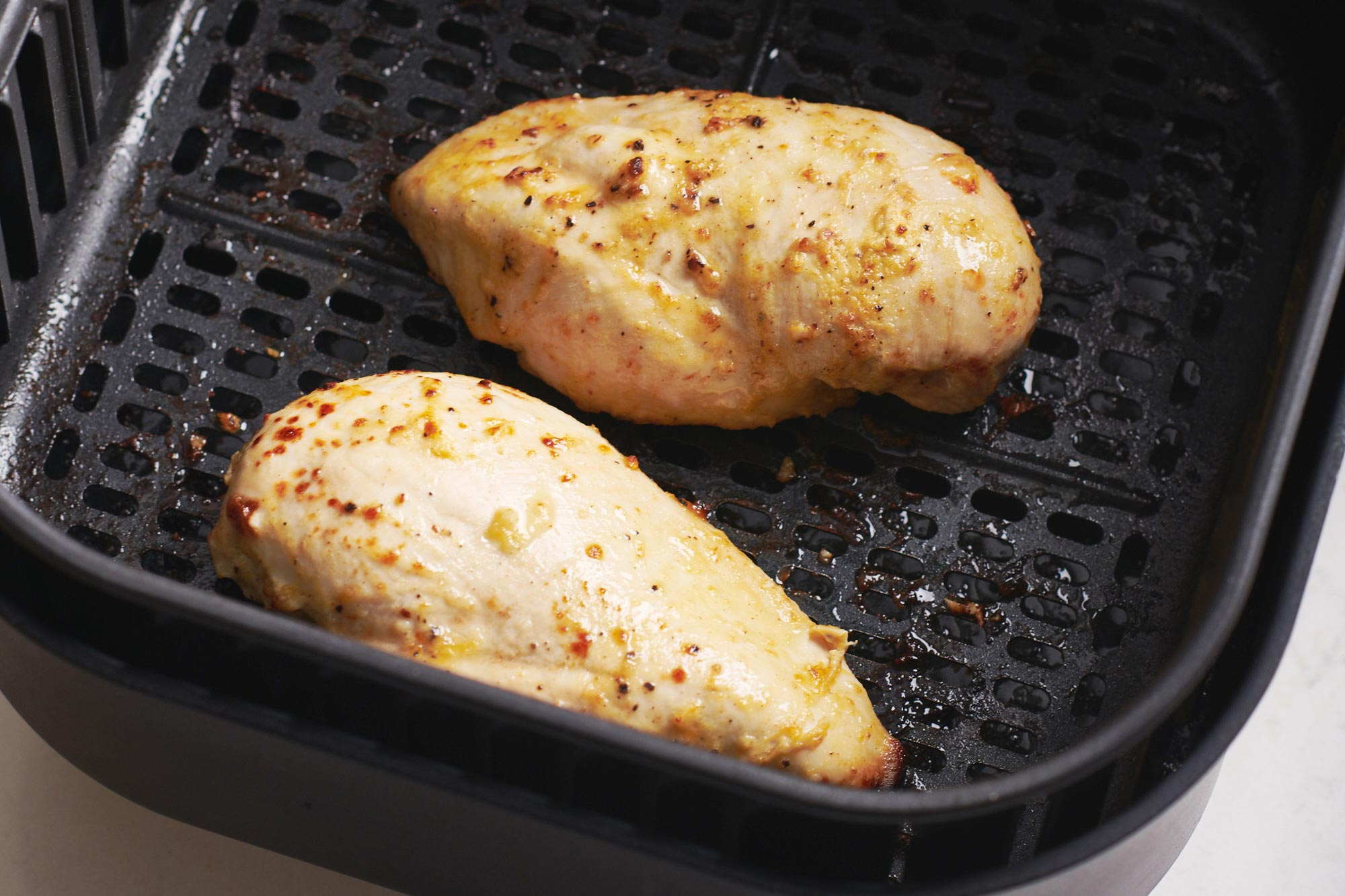 Lemon Garlic Air Fryer Chicken Breasts Recipe The Mom 100