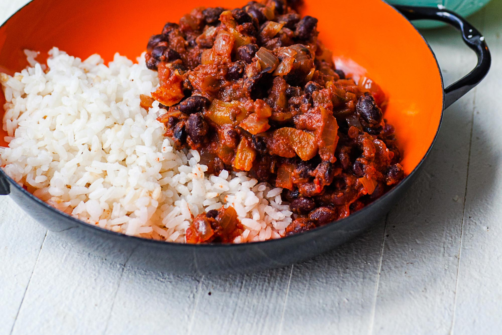 Vegetarian Black Beans And Rice Recipe Gluten Free The Mom 100