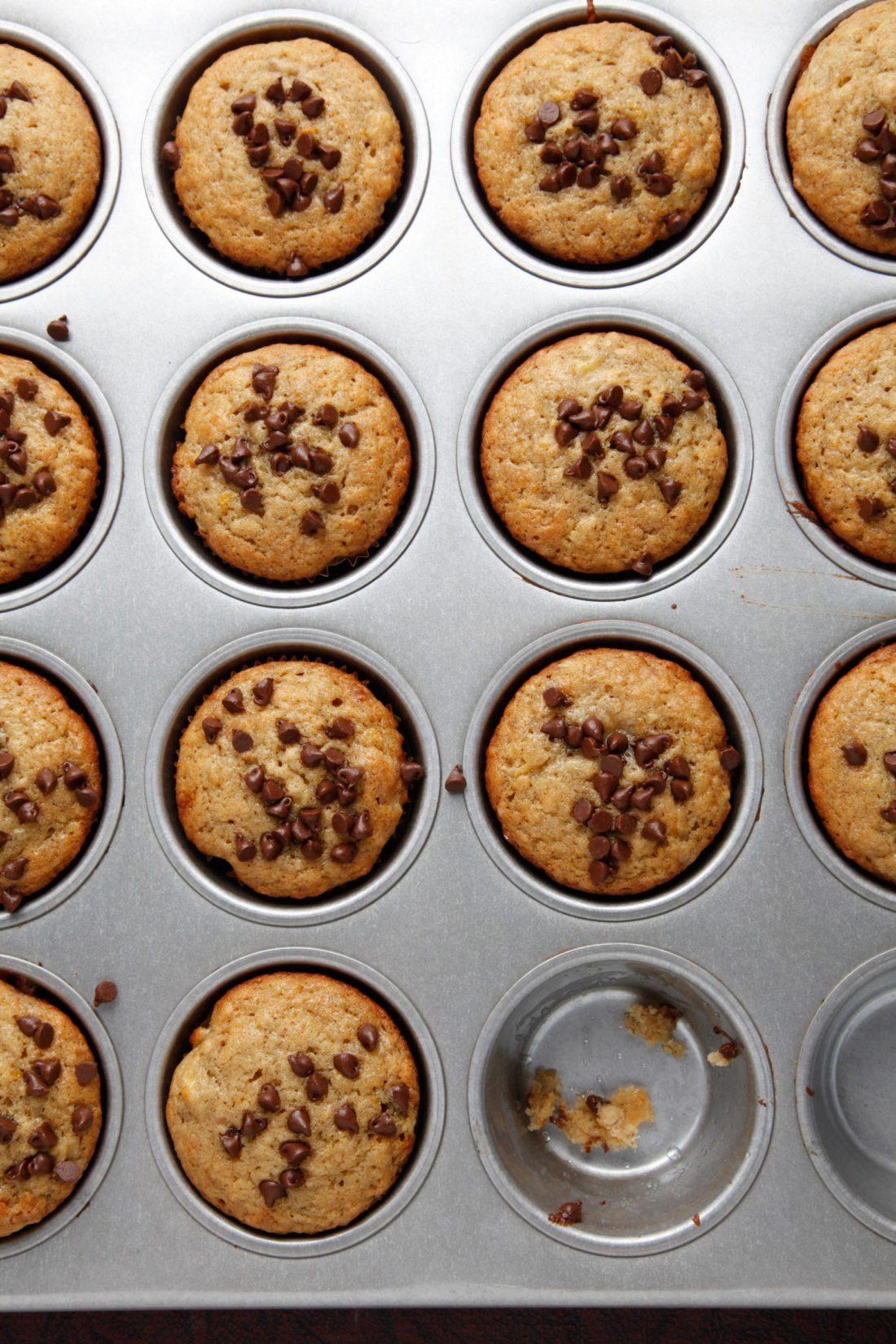 Best Easy Banana Bread Muffins