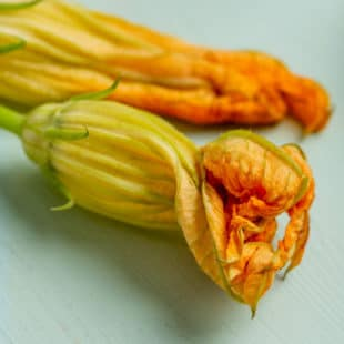 How to Cook Zucchini Squash Blossoms