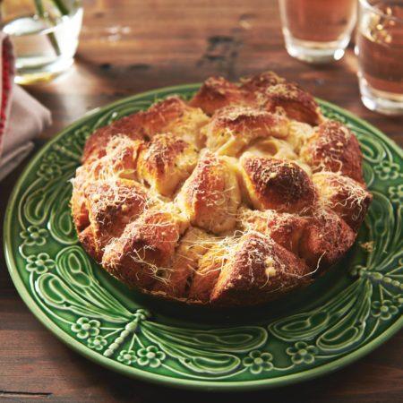 Garlic Oregano Monkey Bread