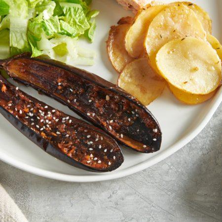 Japanese Miso Eggplant