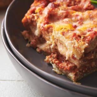 Best Turkey Lasagna