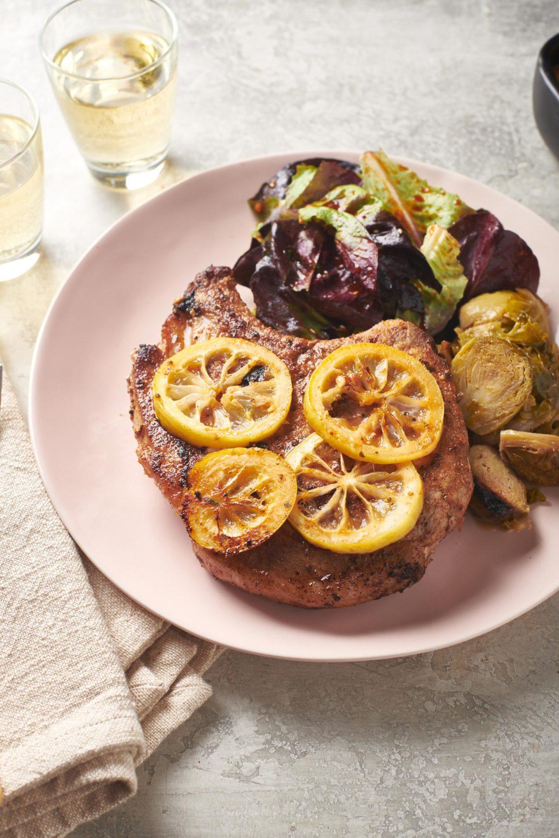 Spanish Pork Chops