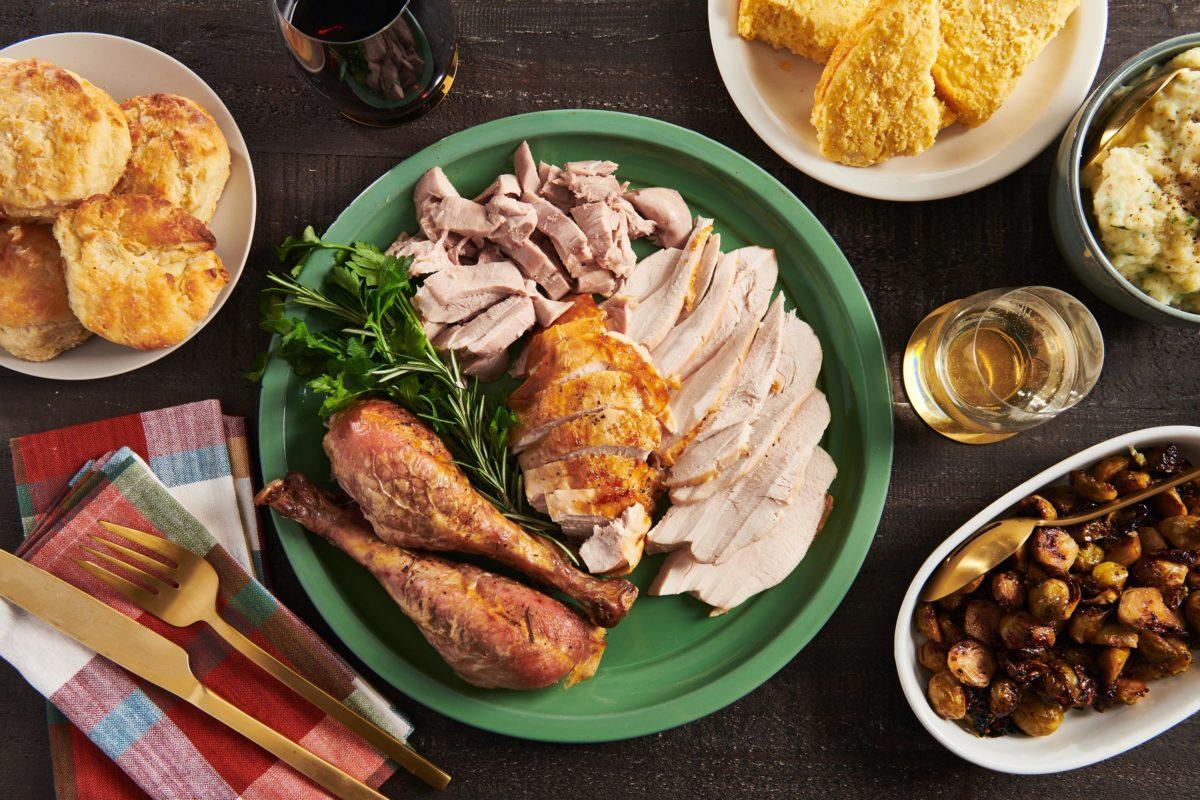 Easy Roasted Thanksgiving Turkey