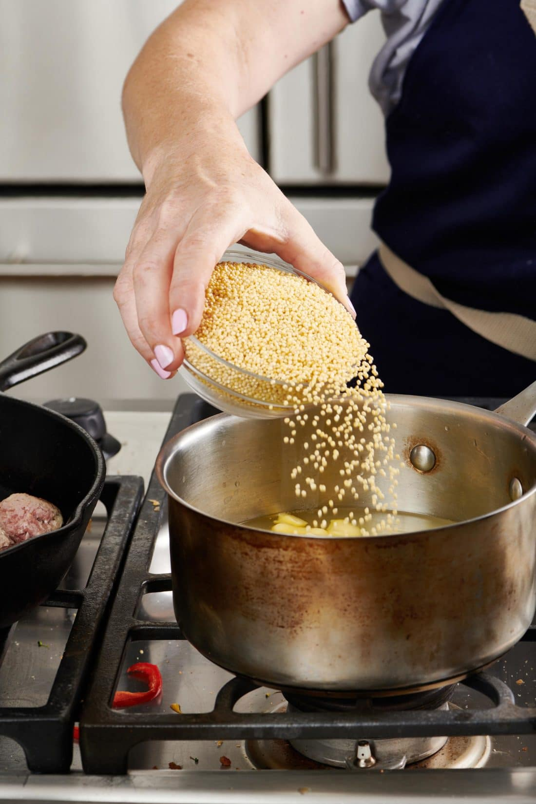 How to Cook Perfect Millet on the Stove
