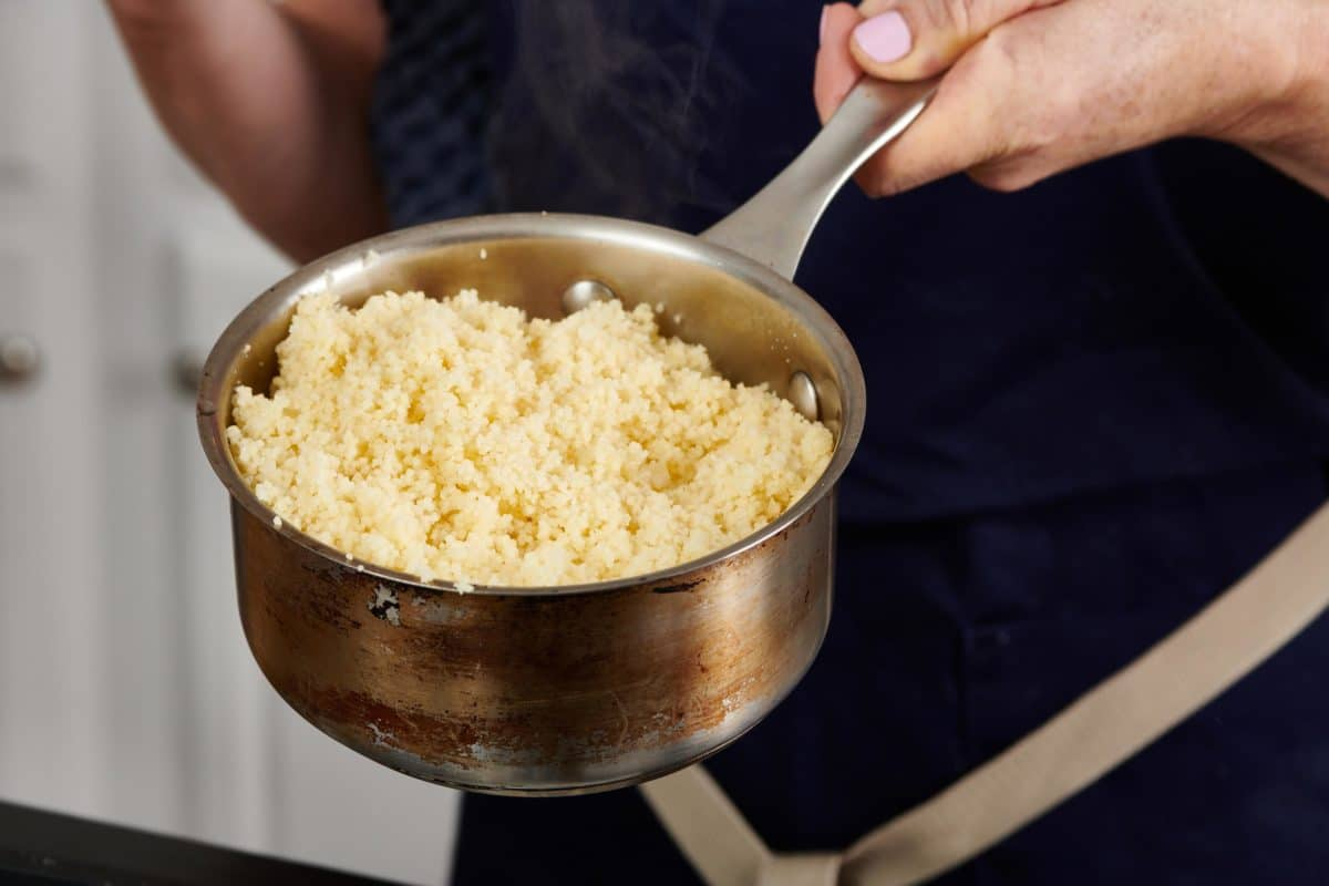How to Make Perfect Couscous on the Stove