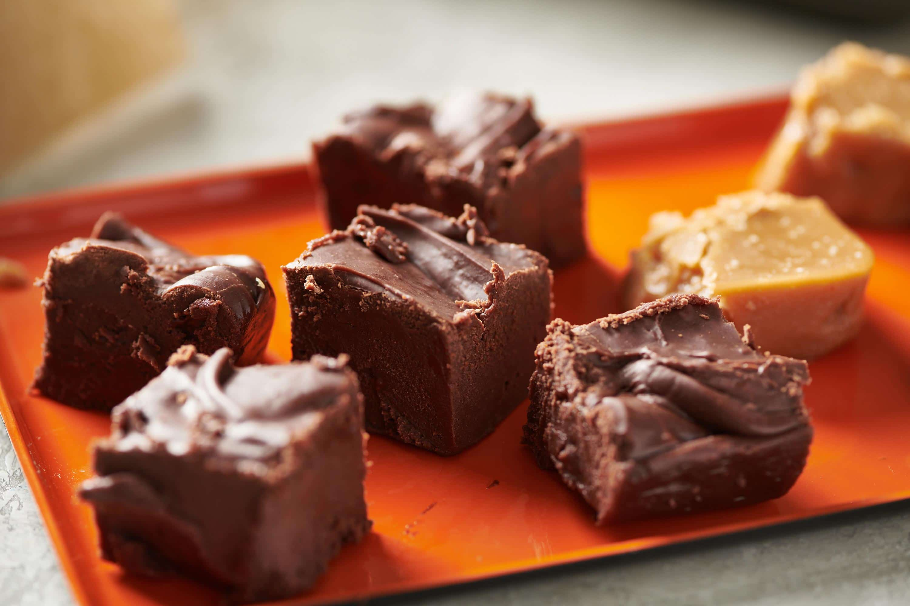 Old Fashioned Chocolate Fudge Recipe The Mom 100