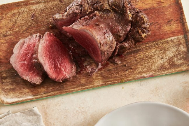 Beef Tenderloin Roast or Chateaubriand Roast