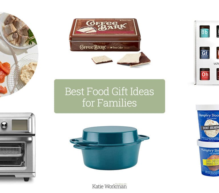 Best Food Gift Ideas for Families 2020