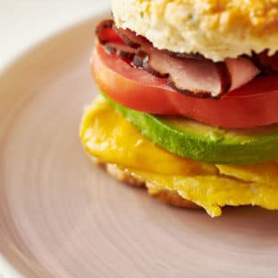 Best Biscuit Breakfast Sandwich