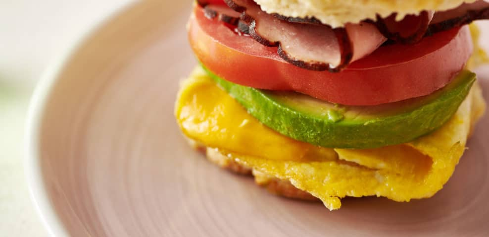 Best Biscuit Breakfast Sandwich