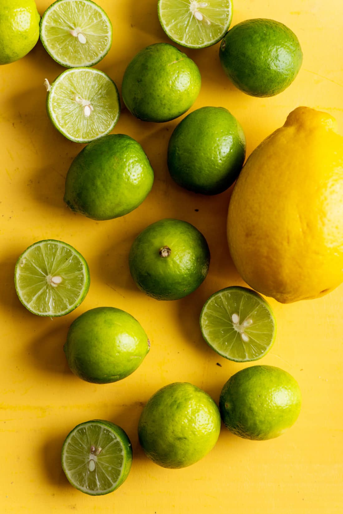 How to Cook with Key Limes