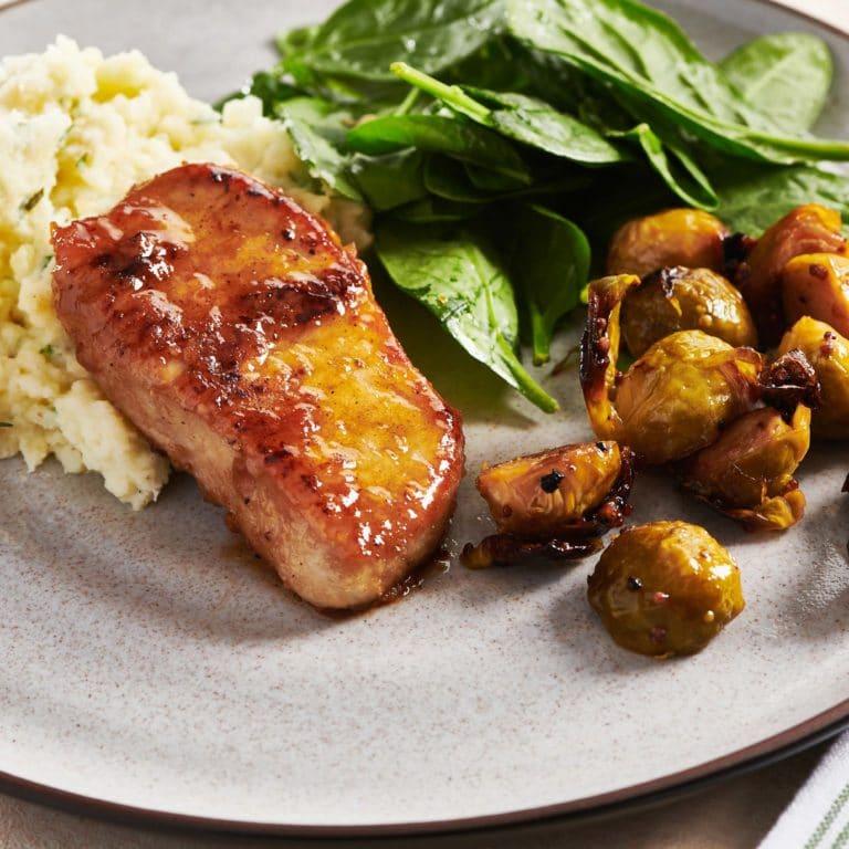 30-Minute Honey Garlic Pork Chops