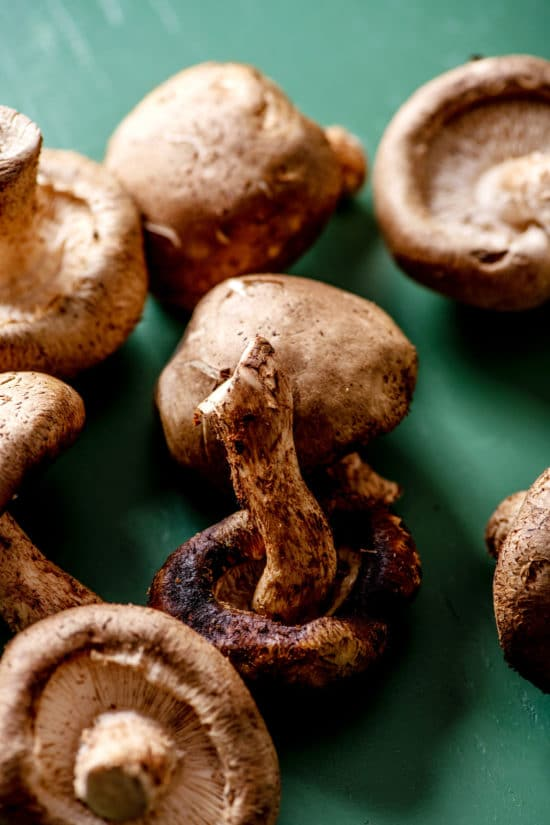 How to Cook with Shiitake Mushrooms