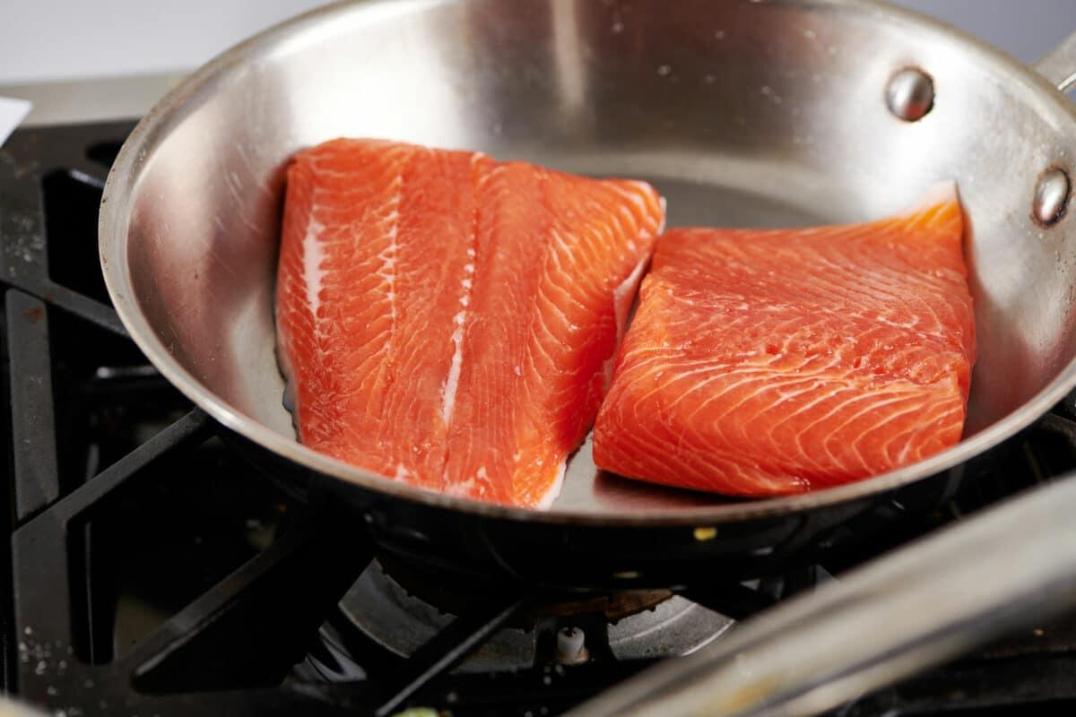 How to Poach Salmon