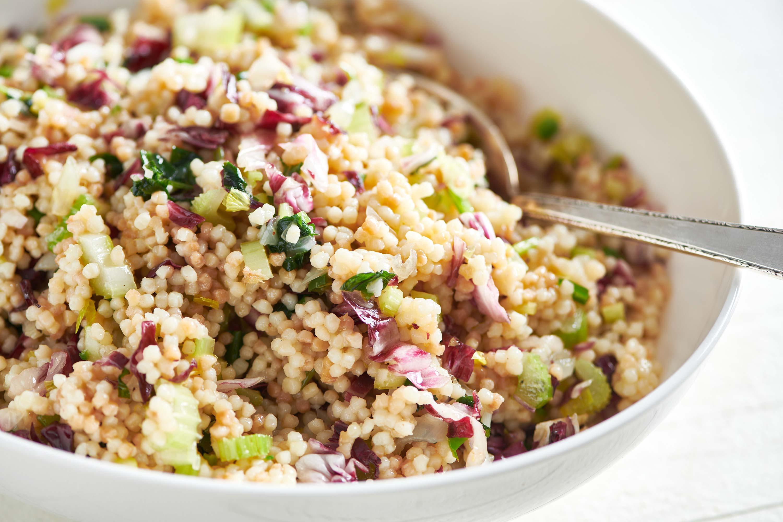 Simple Couscous Salad Recipe [Vegan] — The Mom 100
