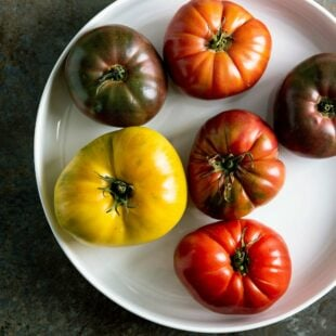 How to Cook with Tomatoes