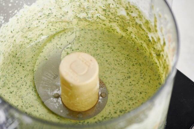 Creamy Cilantro Sauce