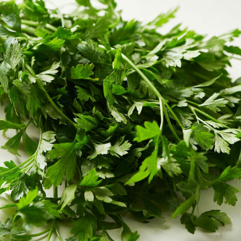 How to Cook with Parsley