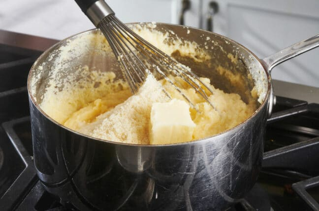 How to Make Perfect Polenta on the Stove