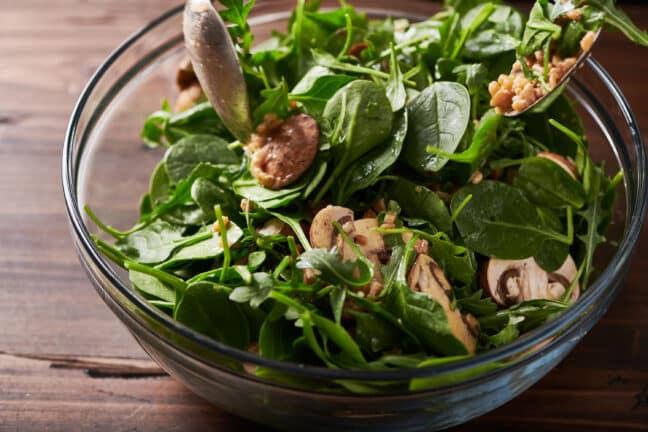 Fall Vegetable and Farro Salad