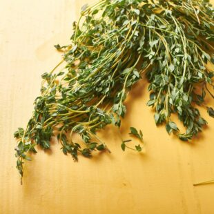 How to Cook with Thyme
